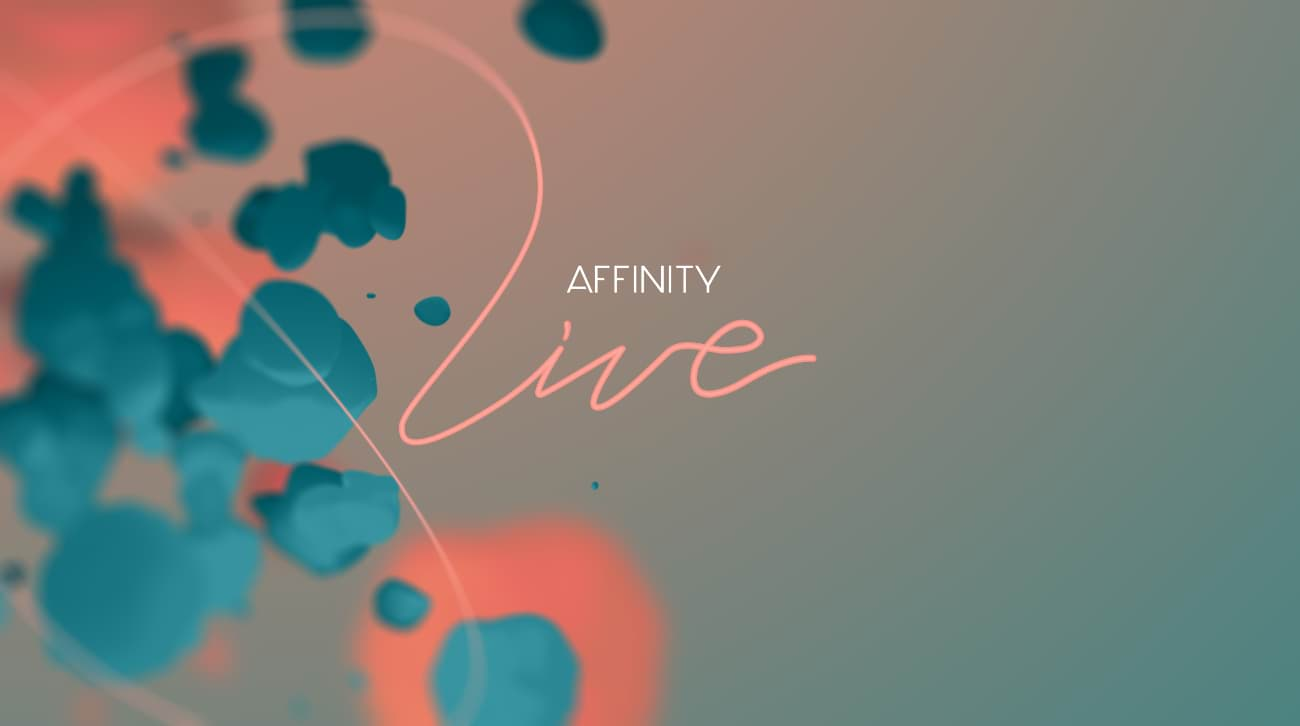 Affinity Publisher 将在 Affinity Live 活动中推出