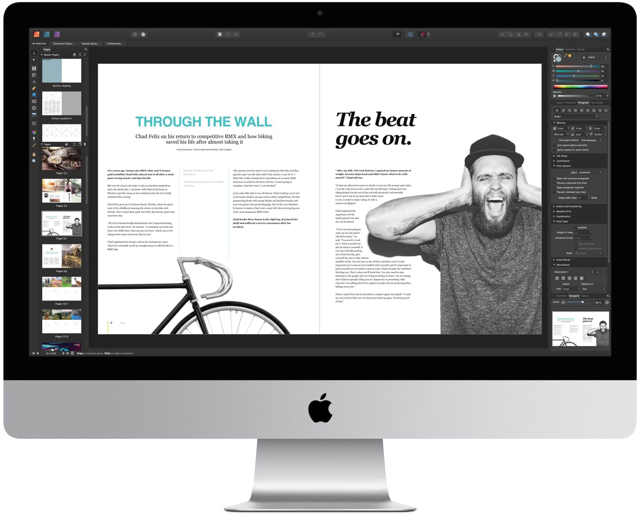 Serif launches Affinity Publisher with stunning new StudioLink technology