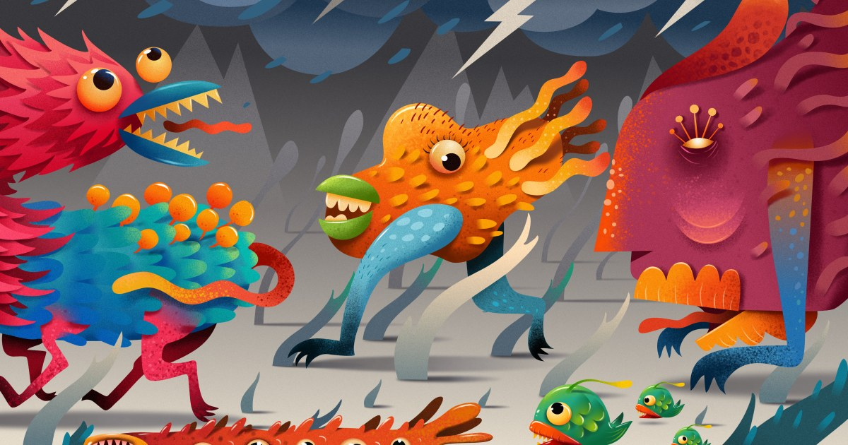 Learn how to use Affinity Designer for iPad, fast.