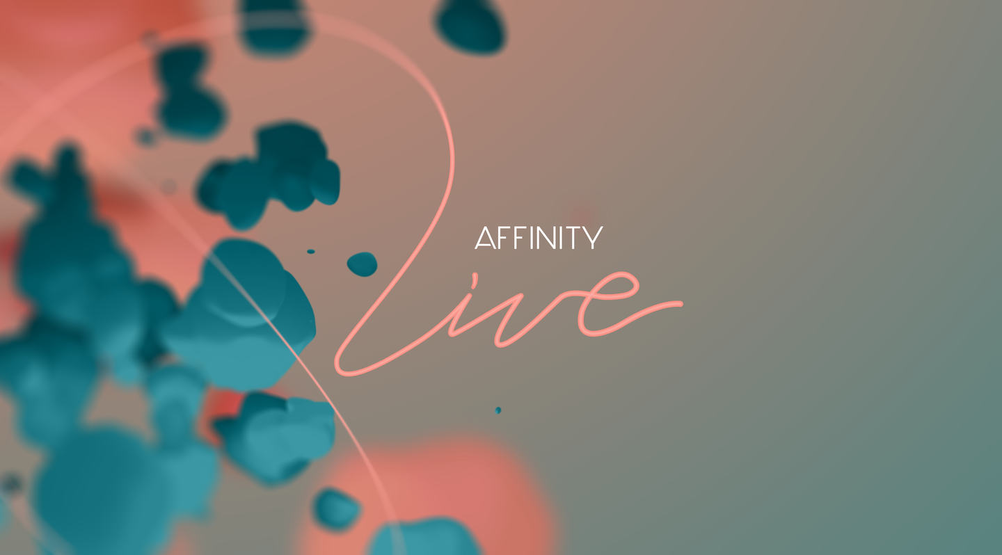 Affinity Publisher to launch at Affinity Live event
